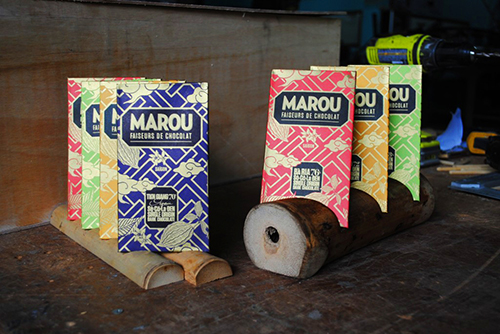 Marou - bars