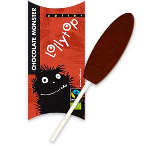 Dark Chocolate Lollytop