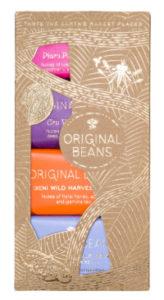 Original Beans mini bar x4