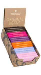 Original Beans counter display